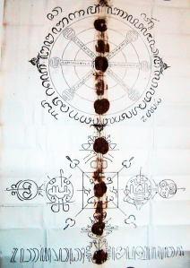 rajahan kalacakra (by ki Sawung)